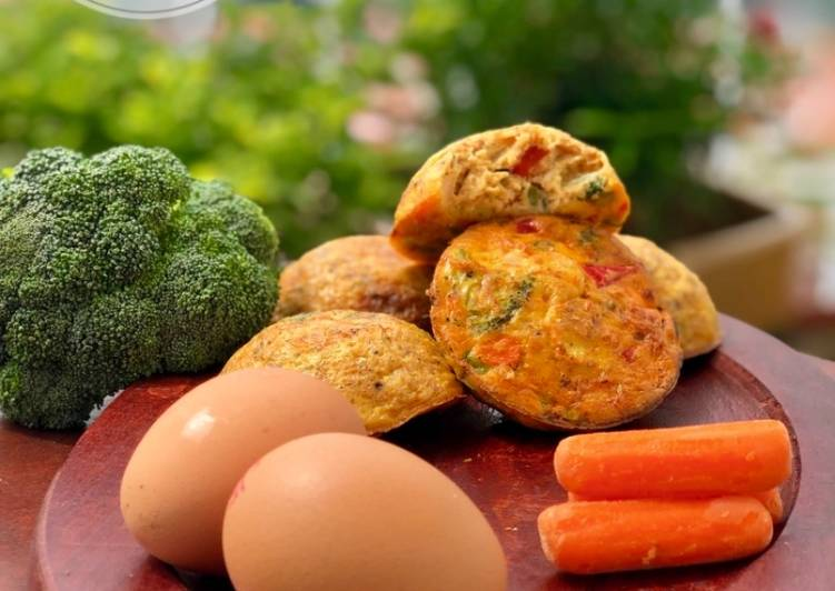 Egg Muffins, Heart Friendly Foods You Must Eat