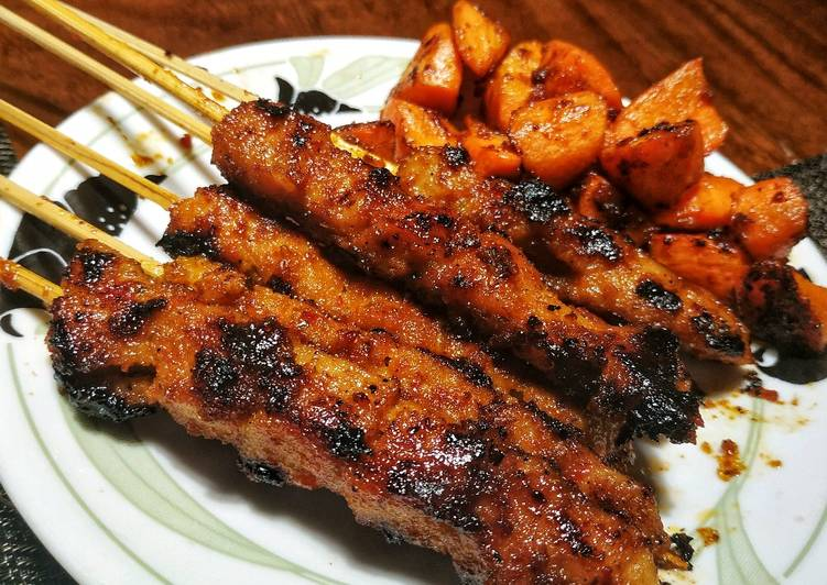 Resep Sate Babi Bali oleh Michiko - Cookpad