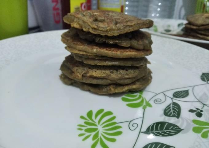 Vegan Moringa Pancake