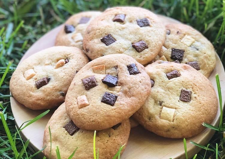 Comment Servir Cookies 3 chocolat façons subway