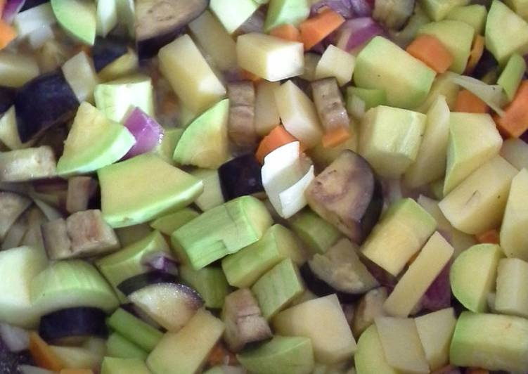 Ricetta Verdure lessate o cotte in padella?