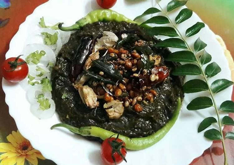 Recipe: Tasty Sorrel leaves Chutney