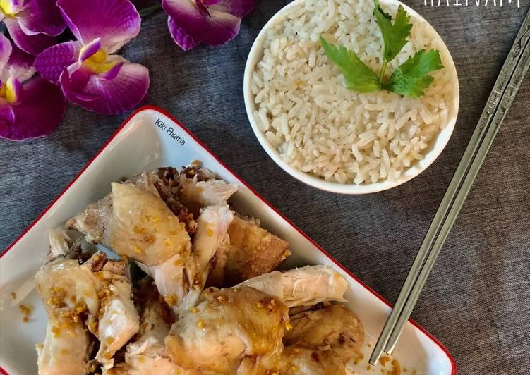 Nasi Ayam Hainam