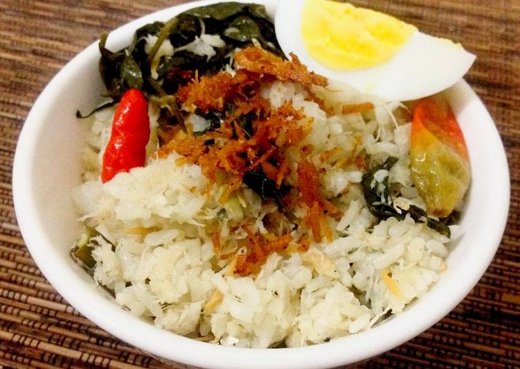 Nasi Megono (Sego Megono)