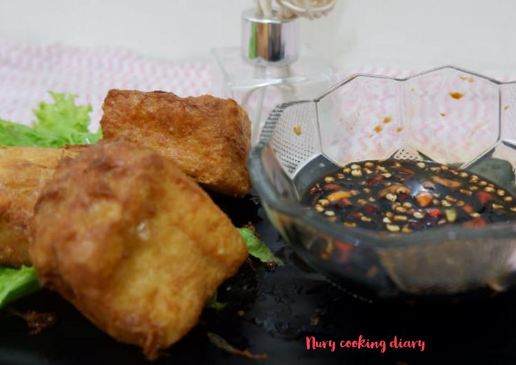 Tahu Bakso original / frozen / goreng (praktis)