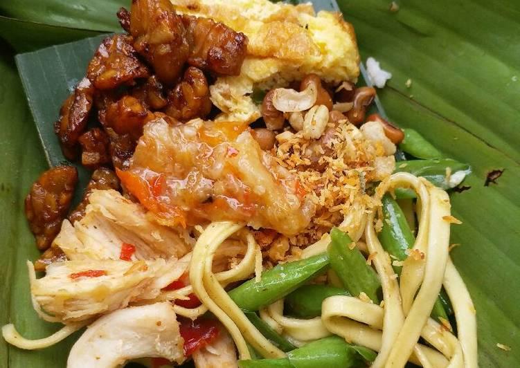 Nasi Jinggo Bali (#pr_homemadestreetfood)