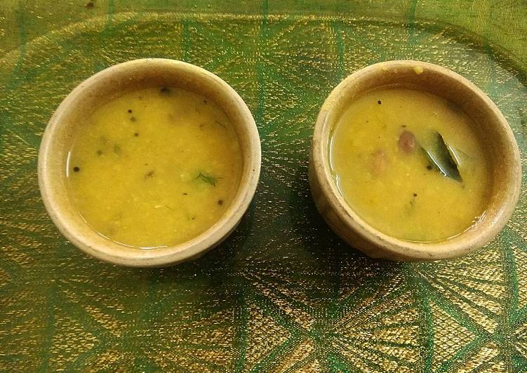 How to Make Perfect Gujrati daal