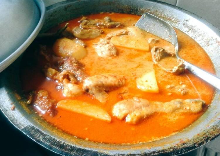 Gulai Ayam ala CHEF's TABLE