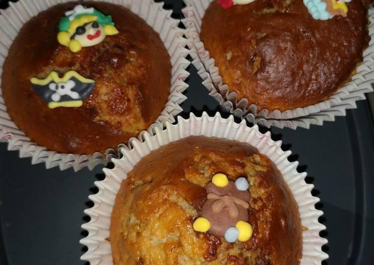 Recette Appétissante Petits gâteaux au miel et aux noisettes grillées