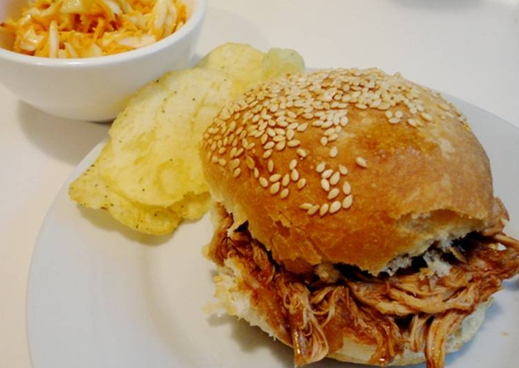 You Do Not Have To Be A Pro Chef To Start BBQ Pulled Chicken