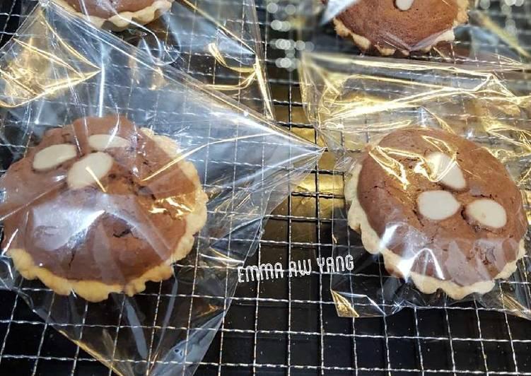 Resep Pie brownies simple Paling Top