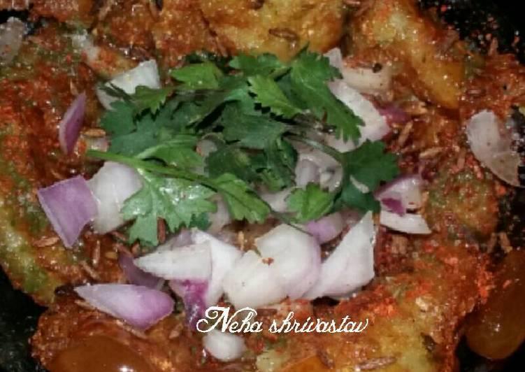 Recipe of Ultimate Aalu tikki