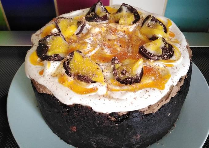 Vickys Easter Creme Egg Cheesecake GF DF EF SF NF Vegan