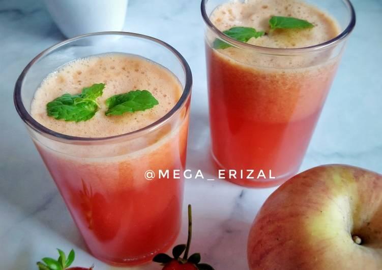 Pressed Juice Apelberi