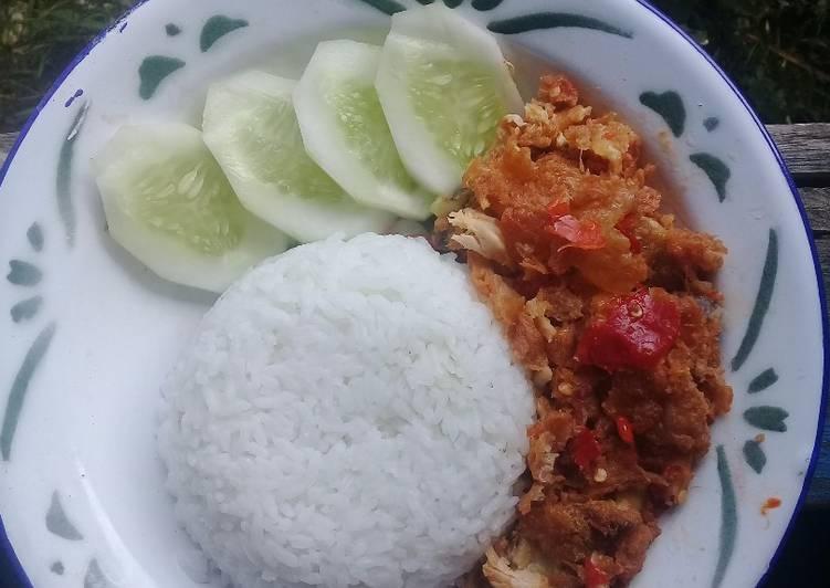 Resep Ayam Buntal Pedas Oleh Isna Cookpad