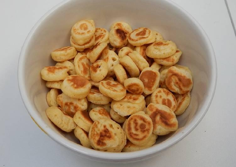 Pancakes Céréales ?