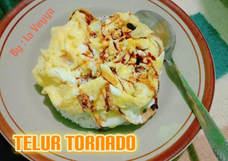Resep Telur Tornado Oleh La Veyya Cookpad