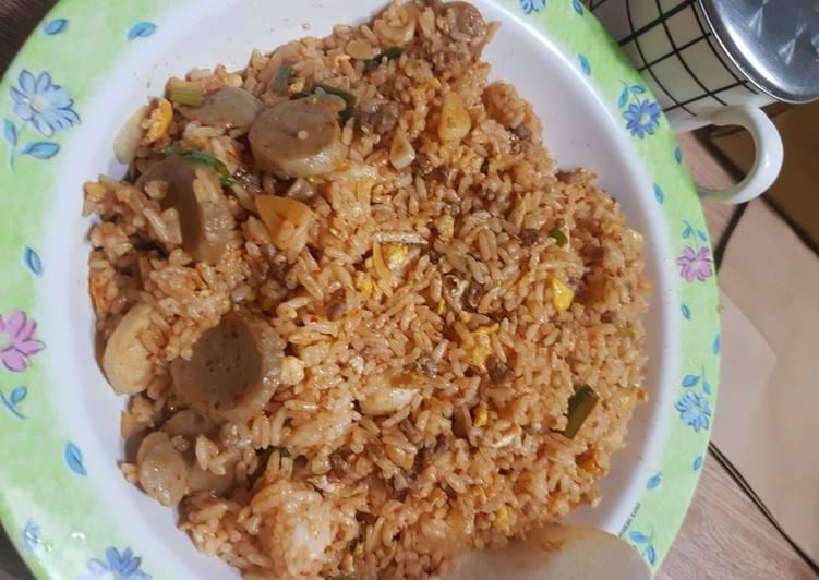 Nasi Goreng Gochujang