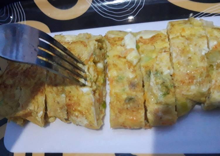 #37 Telur Gulung ala Korea simple