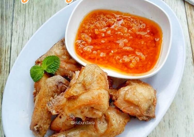 Ayam Garam Goreng
