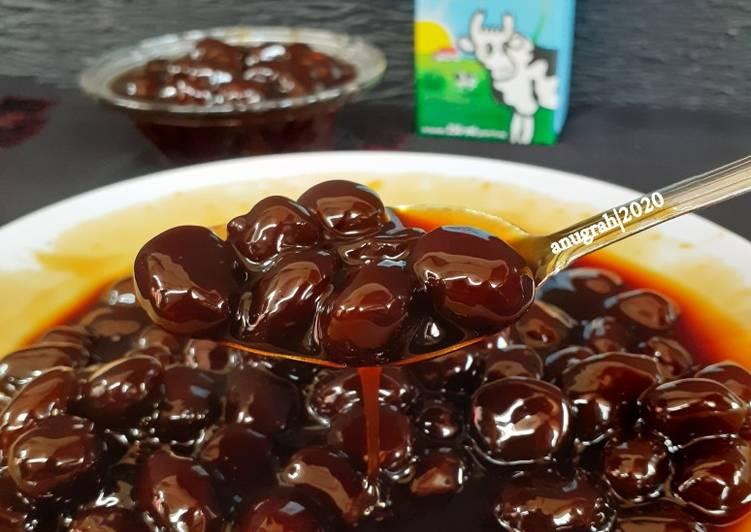 #44 Boba Brown Sugar/ Bubble/ Tapioca Pearl