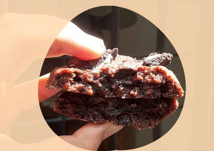 Chewy Oreo Cookies