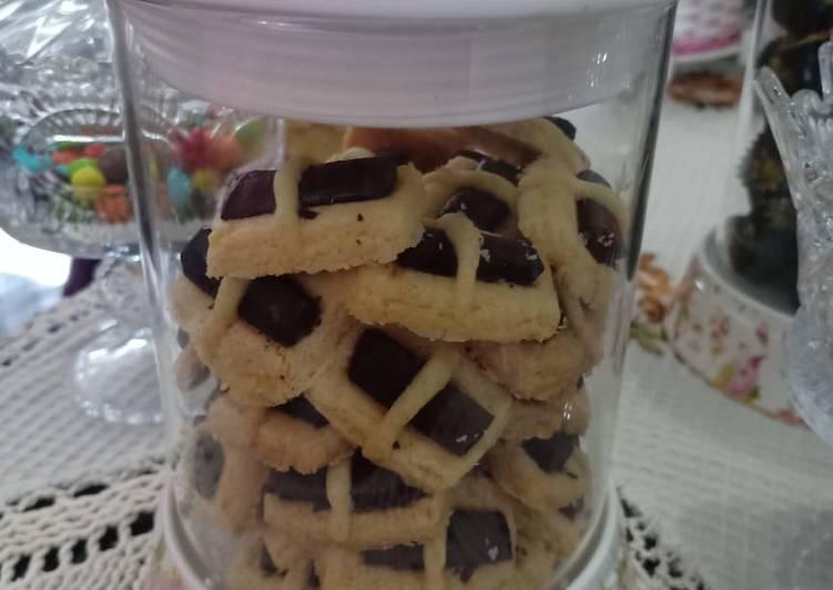 Stick Cookies Coklat