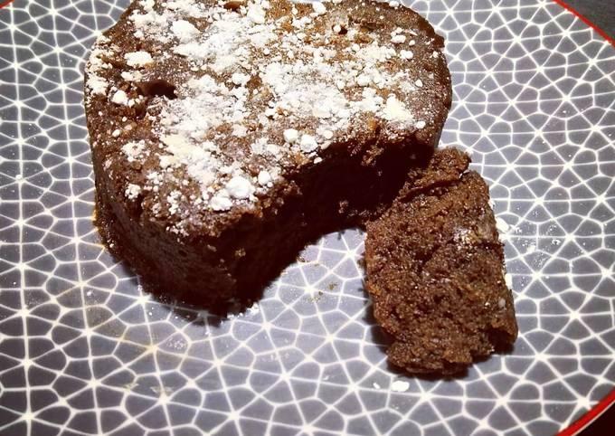 Brownies au micro onde