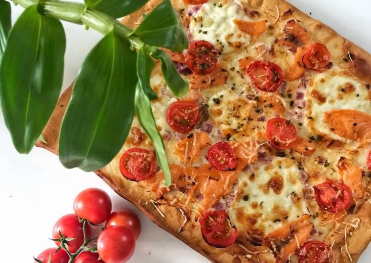 Délicieux Pizza healthy