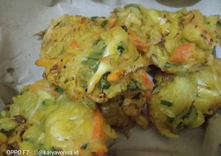 Bala bala (Bakwan Sayur)