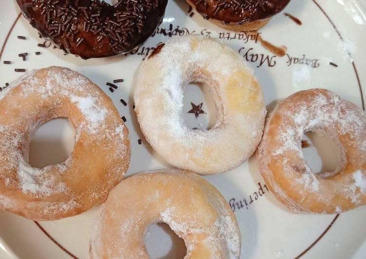 Donut Jco Rumahan