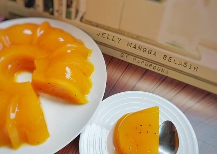 Jelly Mangga Selasih