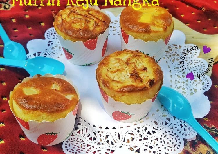 Muffin Keju Nangka