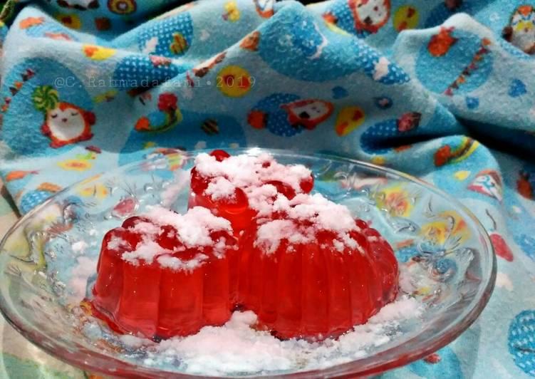 Puding Jelly Jambu