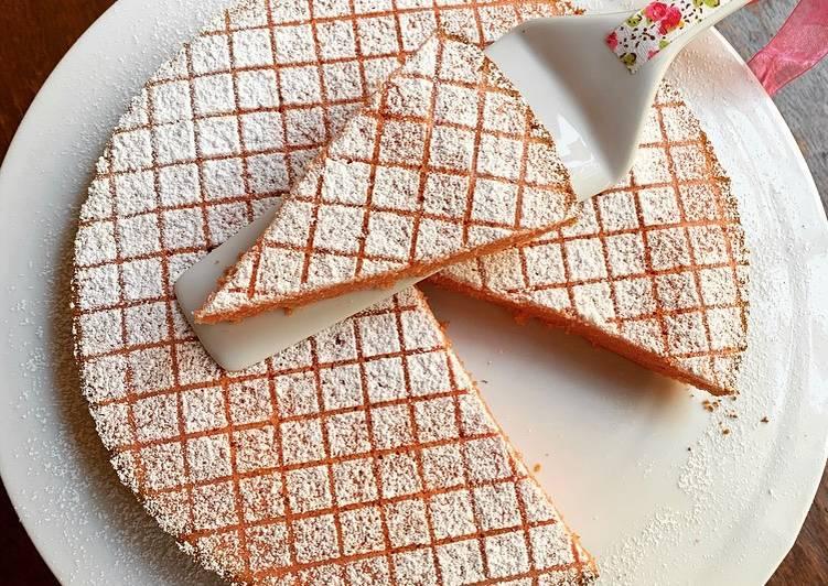 ☆Moelleux aux Biscuits de Reims☆