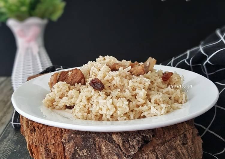 Nasi Daging - resepipouler.com