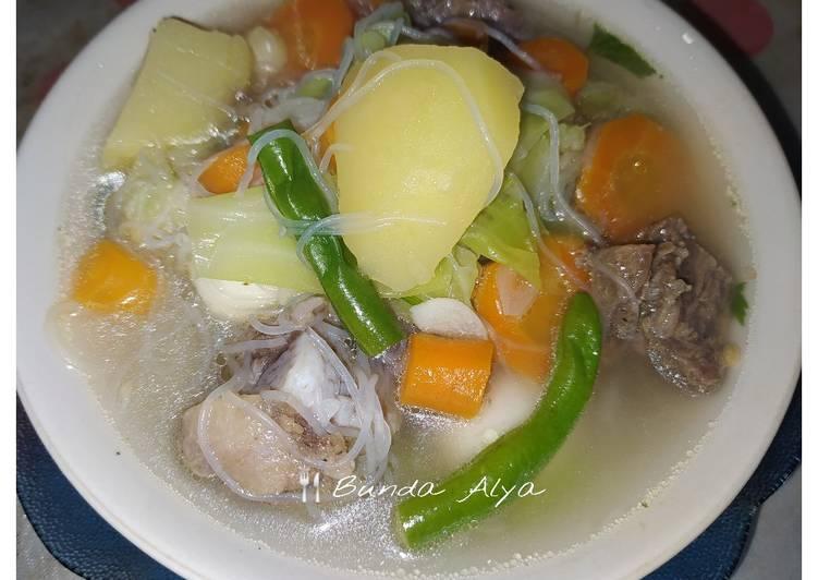 Sup Tulang Sapi