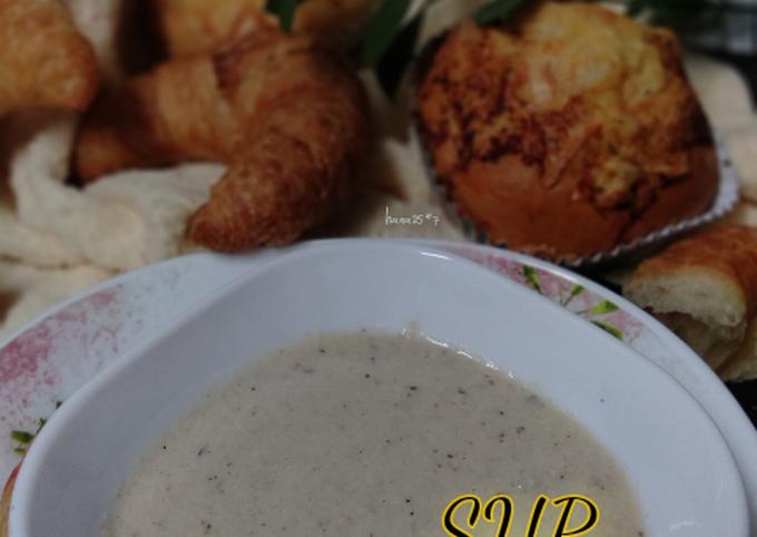 Sup cendawan