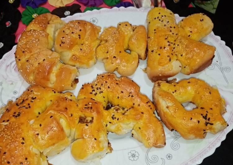 Cookpad beef mince bread in pateela