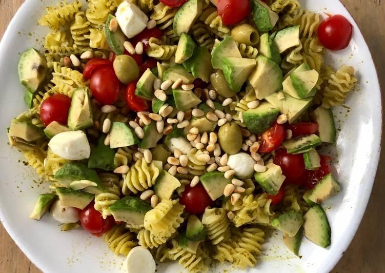 Les 11 Meilleures Recettes de Salade de pâtes au pesto