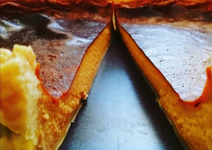 Flan pâtissier au caramel beurre salé 🤤