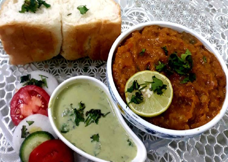 Recipe of Speedy Pav Bhaji