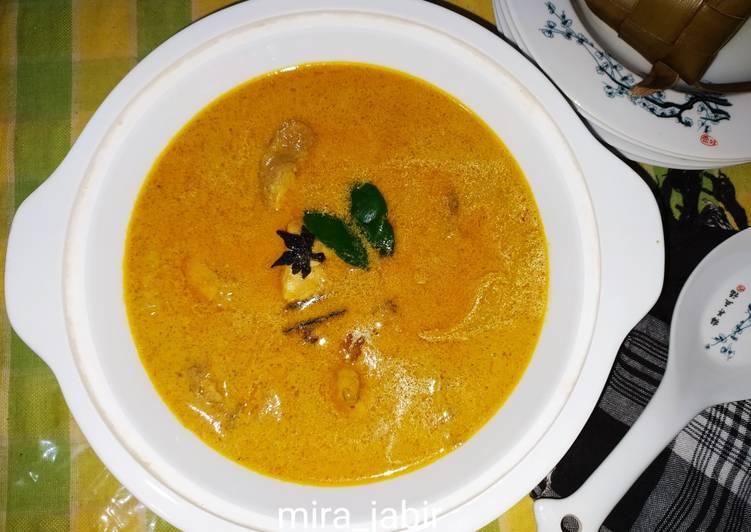 Gulai Kari Ayam #47 - cookandrecipe.com
