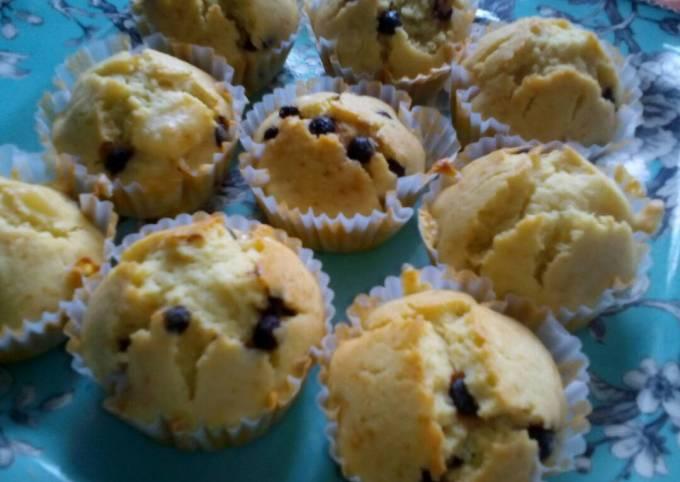 Muffin Choco Cheese