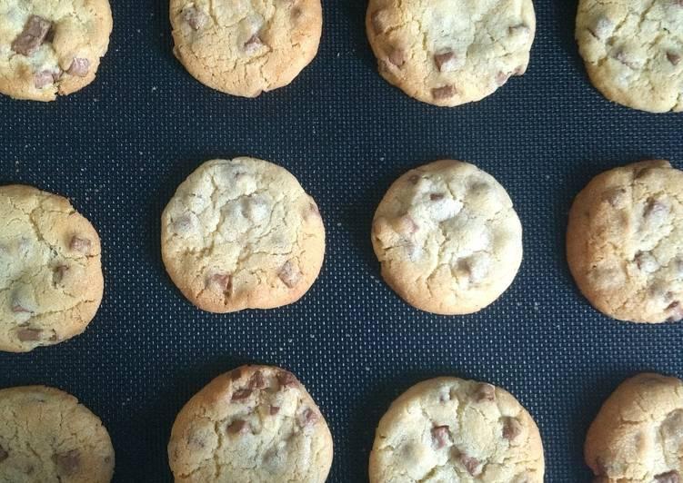 Cookies à l'Américaine de Pierre Hermé