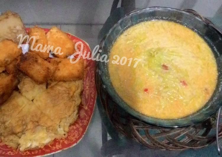 Sambel goreng labu siam (#pr_masakanbersantan)