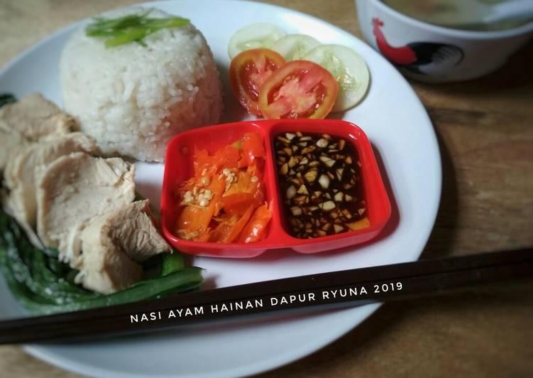 Nasi Ayam Hainan *Rice Cooker*