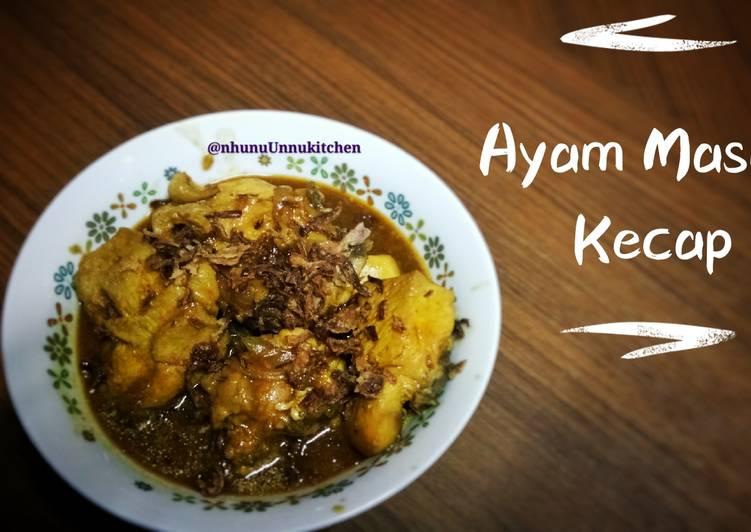 resepi ayam masak kecap enak dilidah resepiayamnet Resepi Tulang Ayam Masak Kicap Enak dan Mudah