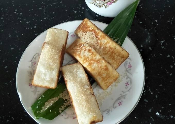 Resep Kue pancong kelapa/serabi yang Bisa Manjain Lidah