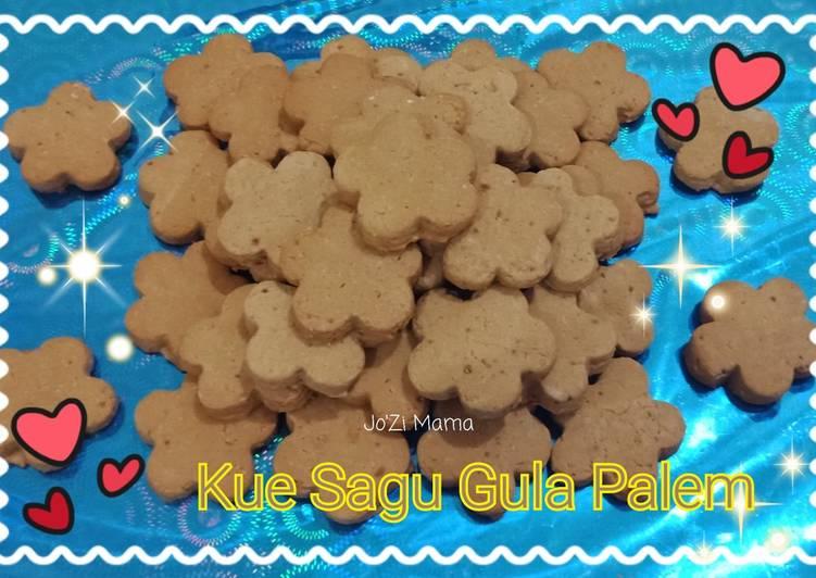 Kue Sagu Gula Palem #glutenfree #kuekering #mpasi #GFCF